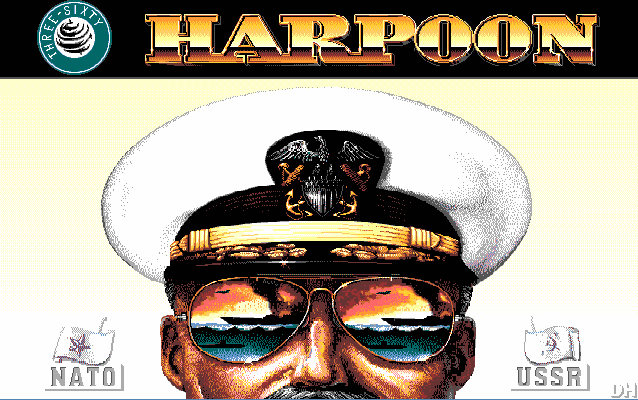 Harpoon - The Next Mission screenshot