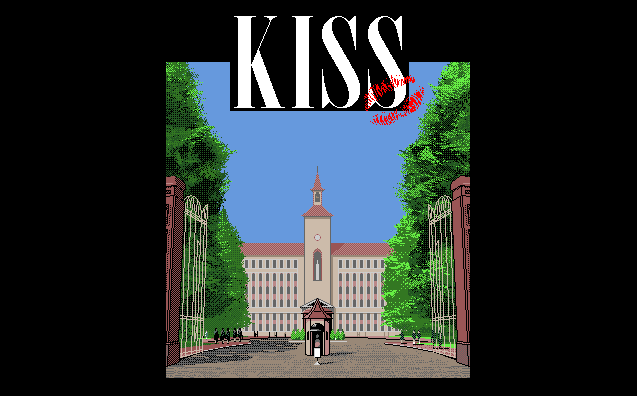 Kiss screenshot