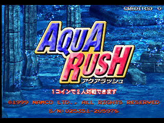 Aqua Rush screenshot