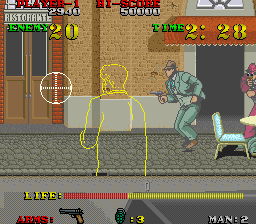 Gang Hunter screenshot