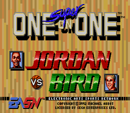 Jordan Vs Bird screenshot
