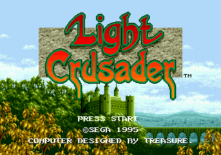 Light Crusader [Model GM95004JT] screenshot