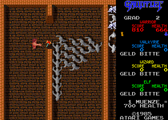 Gauntlet screenshot