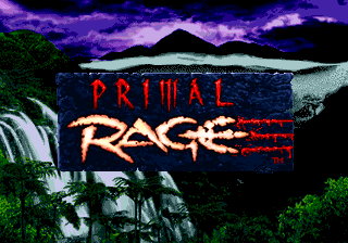 Primal Rage [Model 84705] screenshot