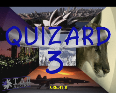 Quizard 3 screenshot