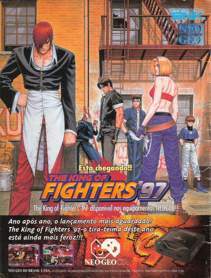 Goodies for The King of Fighters