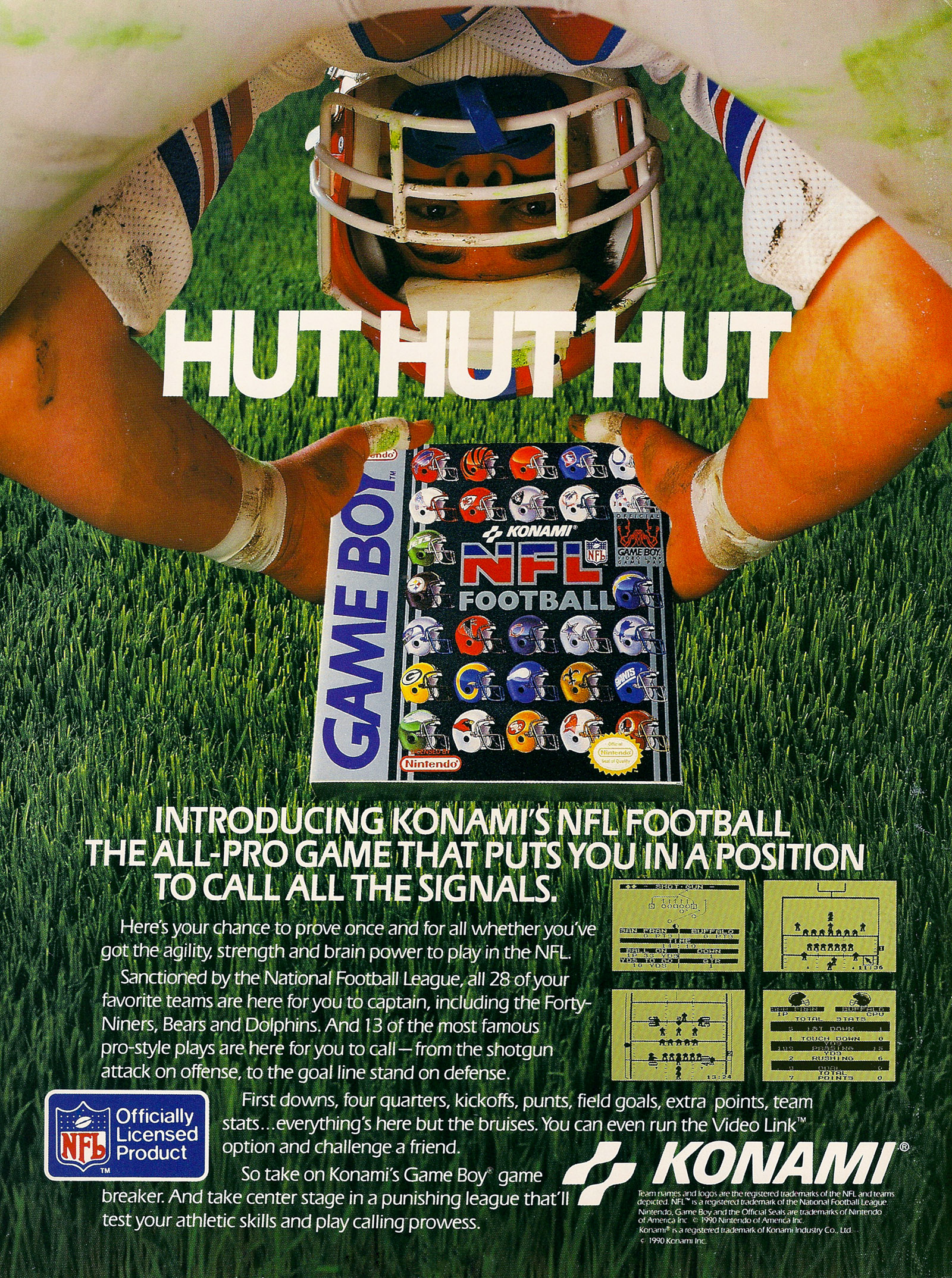 Goodies for NFL Football [Model DMG-FT-USA]